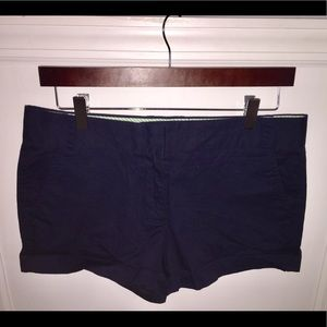 JCREW Broken-In Chino Shorts size 4